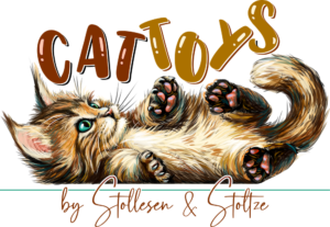Visit our webshop with handmade cattoys